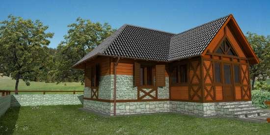 Vizualizácia dom
