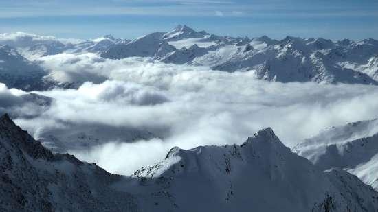 Alpy mraky