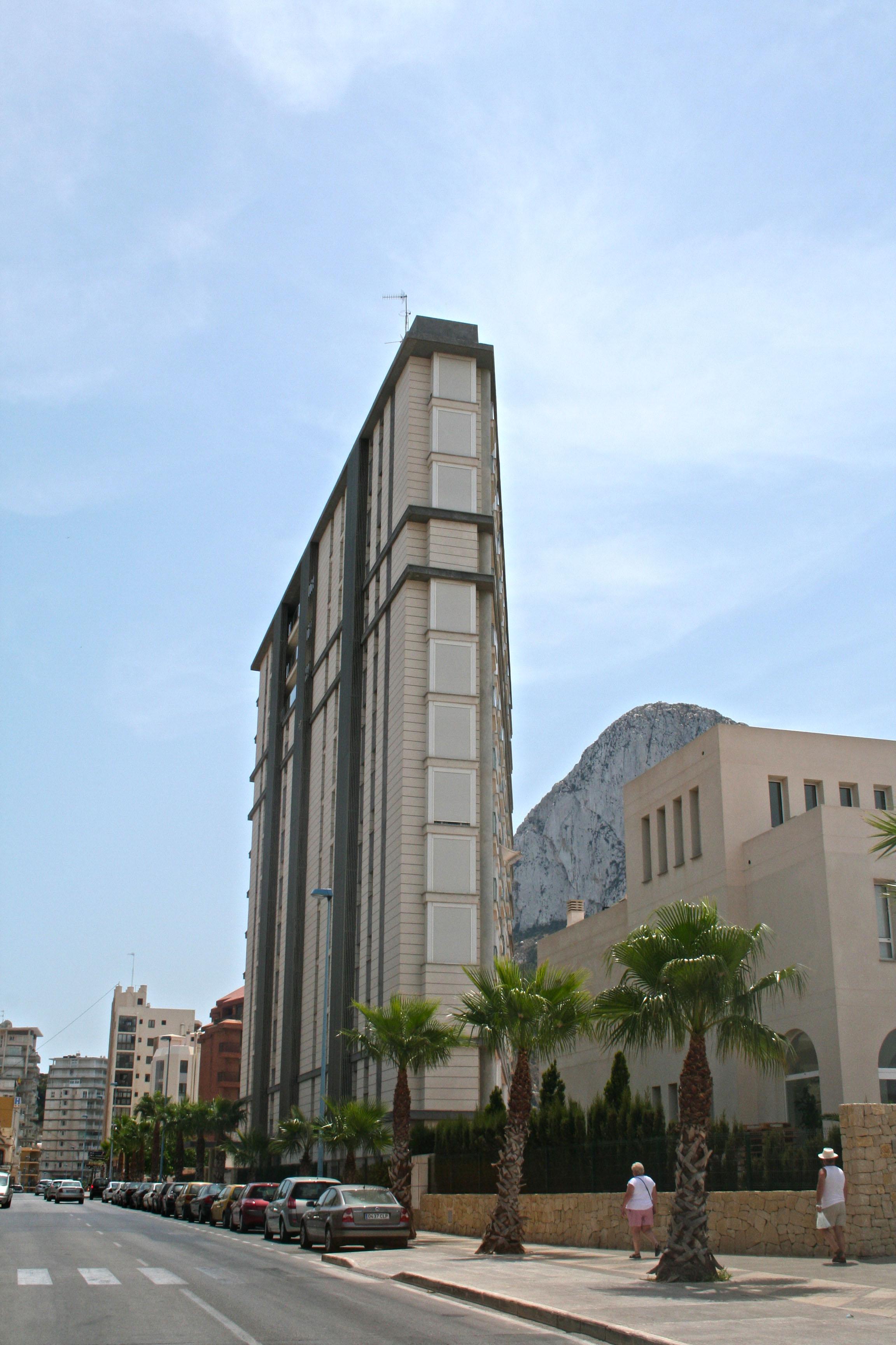 Výšková budova