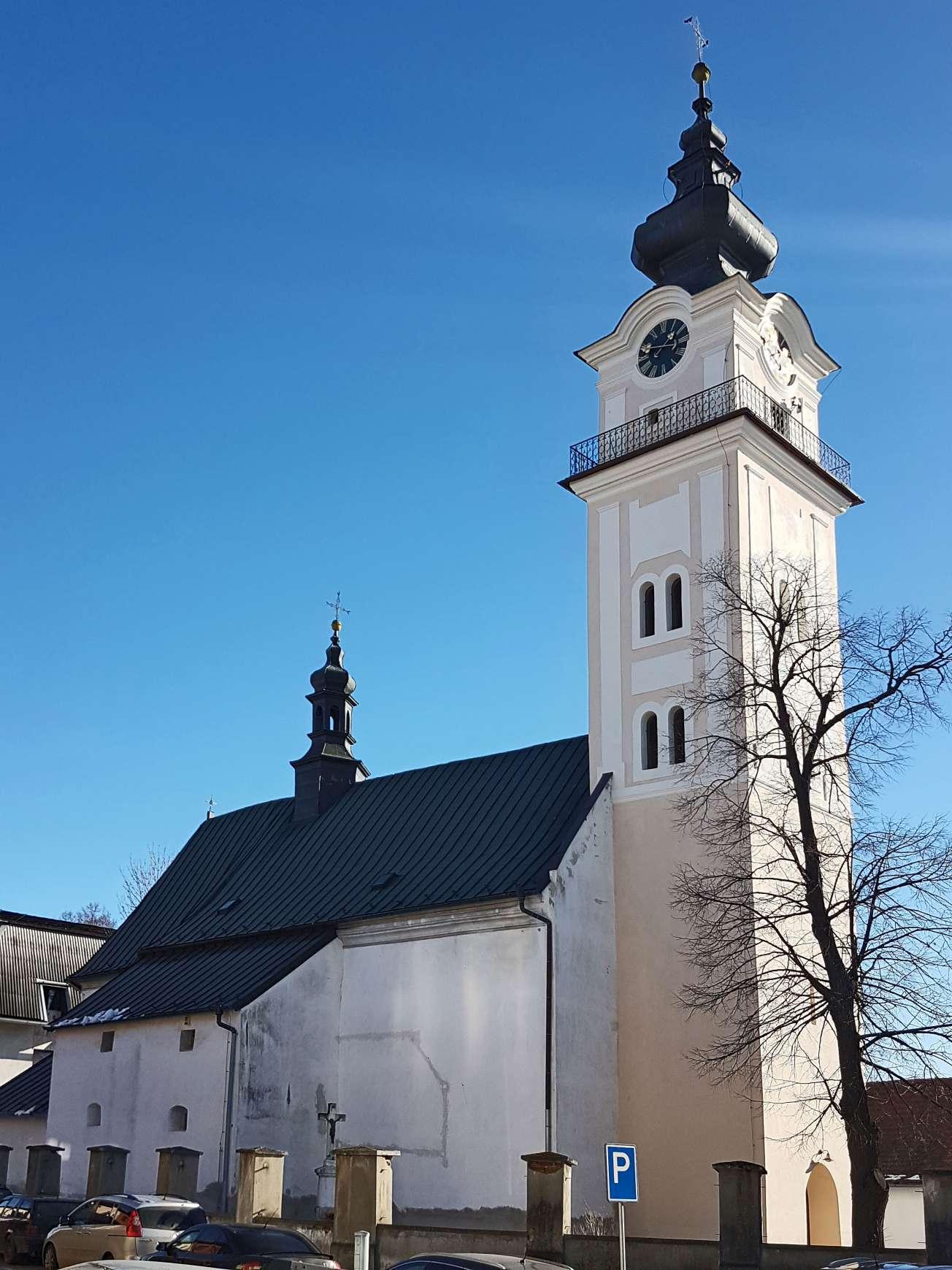 Kostol svätého Jána Evanjelistu