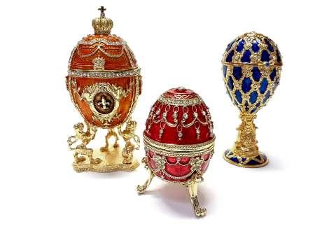 Fabergého vajíčka