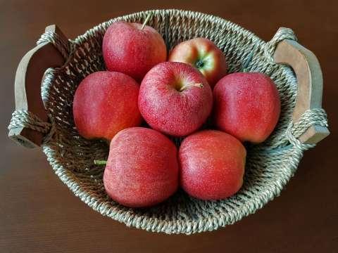 Košík jabĺk