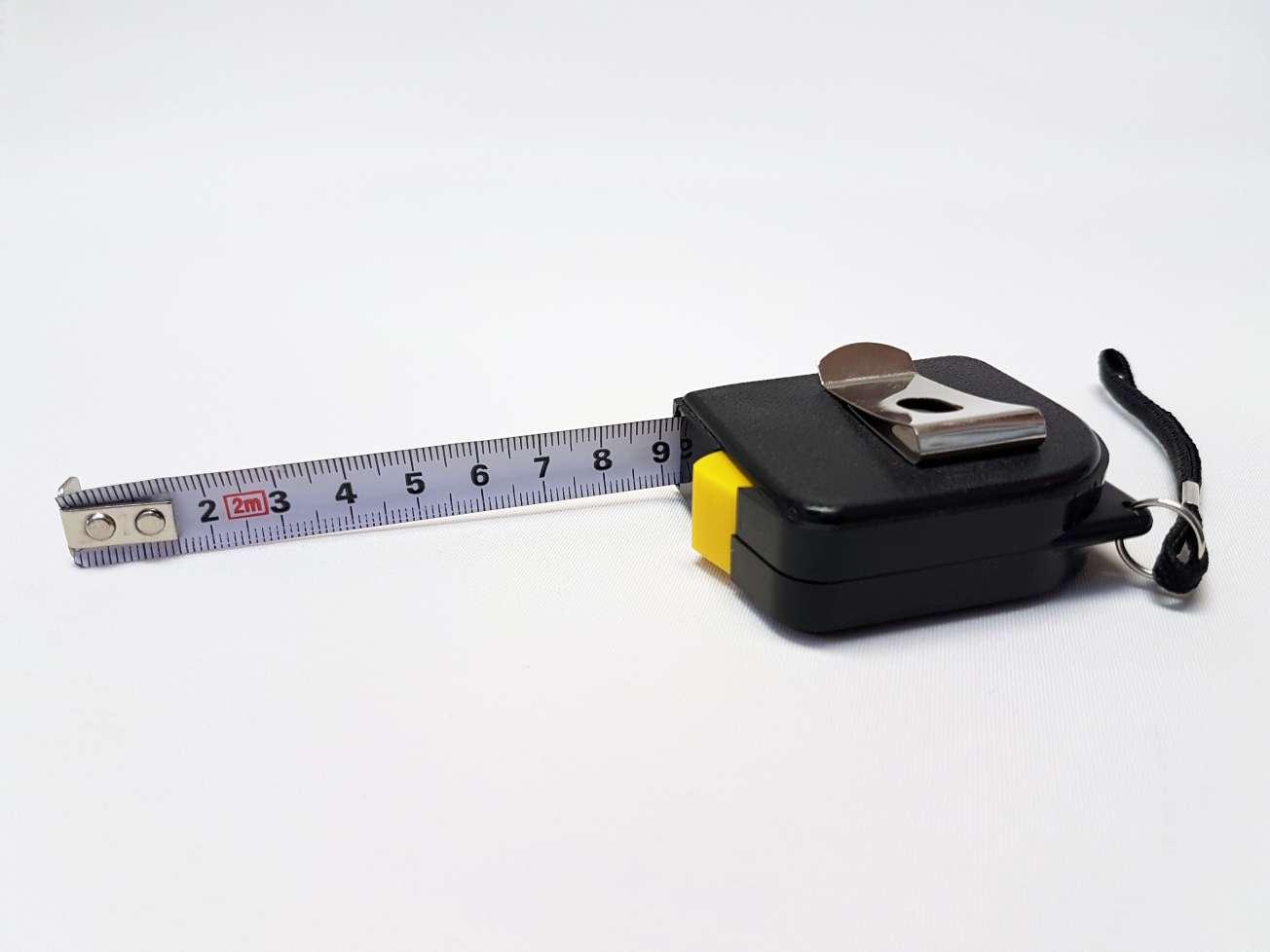 vysúvací meter