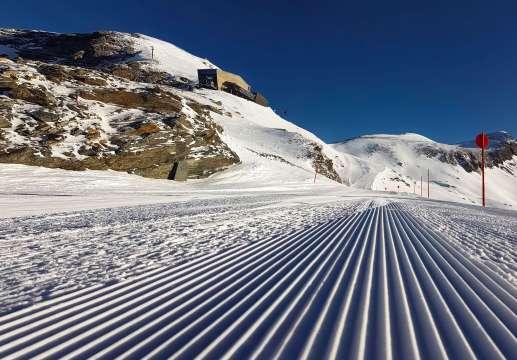 stredisko Alpy