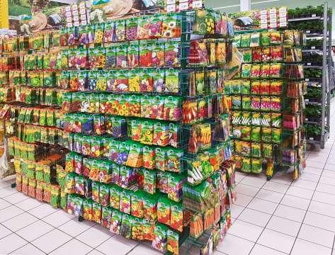 Záhradkárske a pestovateľské potreby