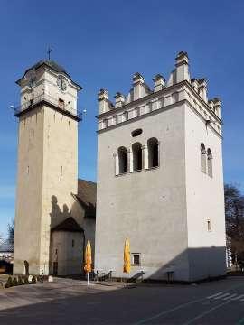 Renesančná zvonica v Poprade