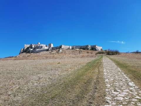 Spišský hrad – hradná zrúcanina
