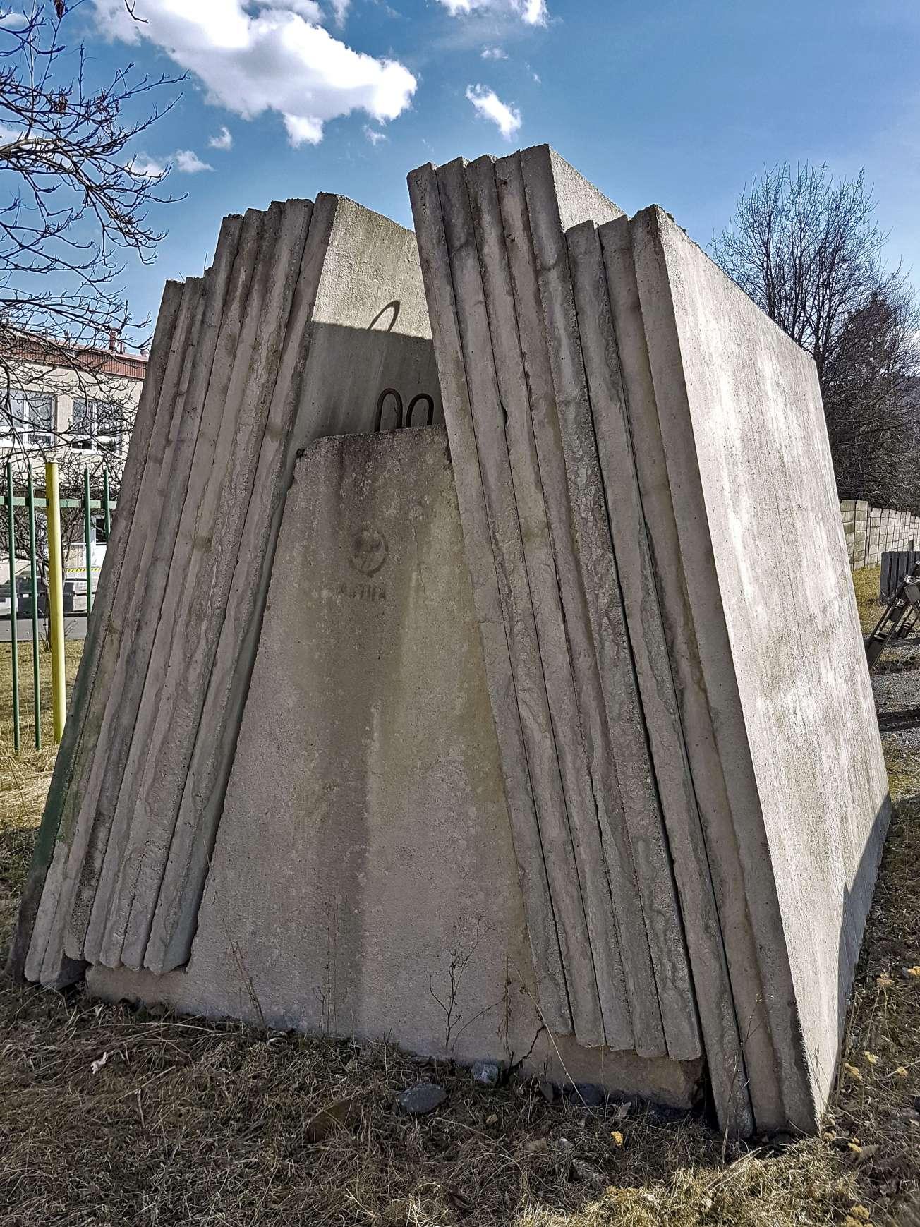 betonové panely