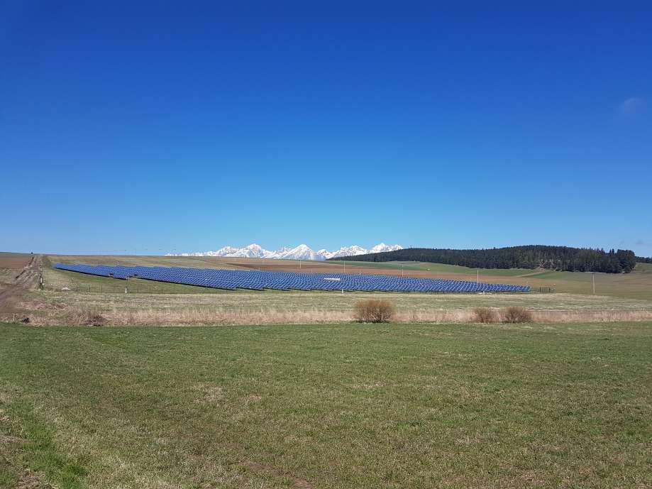 Solárne fotovoltické elektrárne