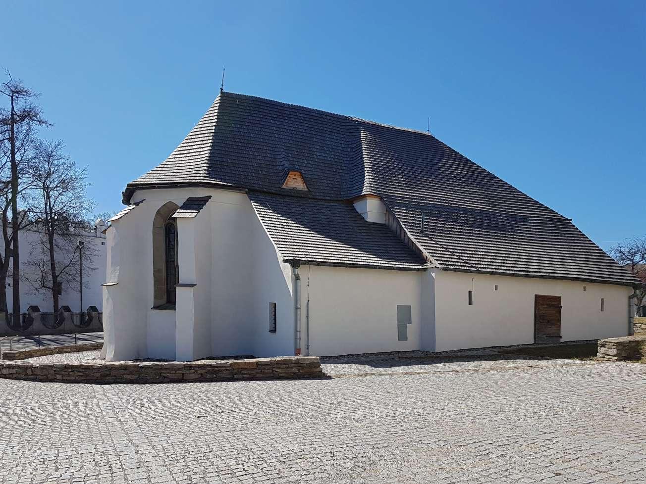 Kostol sv. Anny v Strážkach