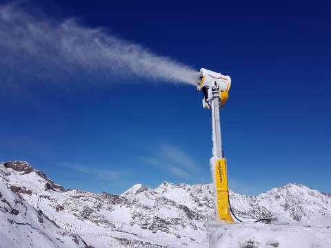 Snežné delo