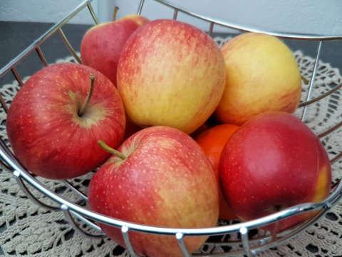 jablká