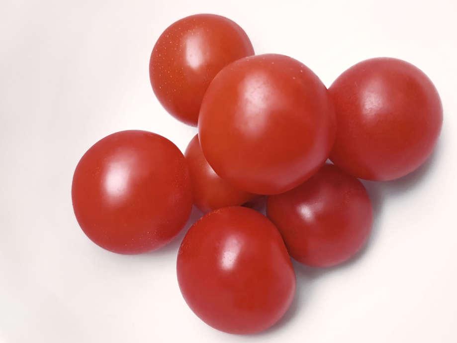 cherry paradajky