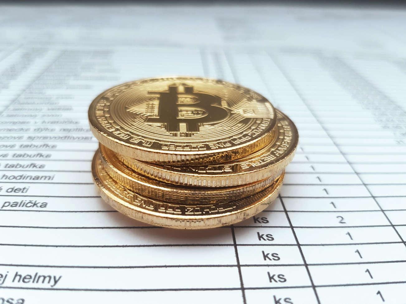 Bitcoiny online