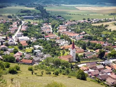 Obec Krásnohorské Podhradie