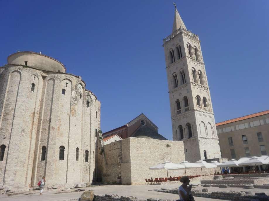 Pamiatky Zadaru