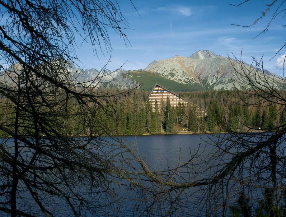 Hotel Patria, Štrbské Pleso