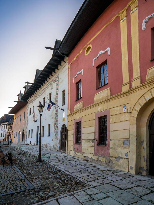 Ulica Sp. Sobota