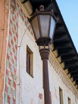 Pouličné osvetlenie