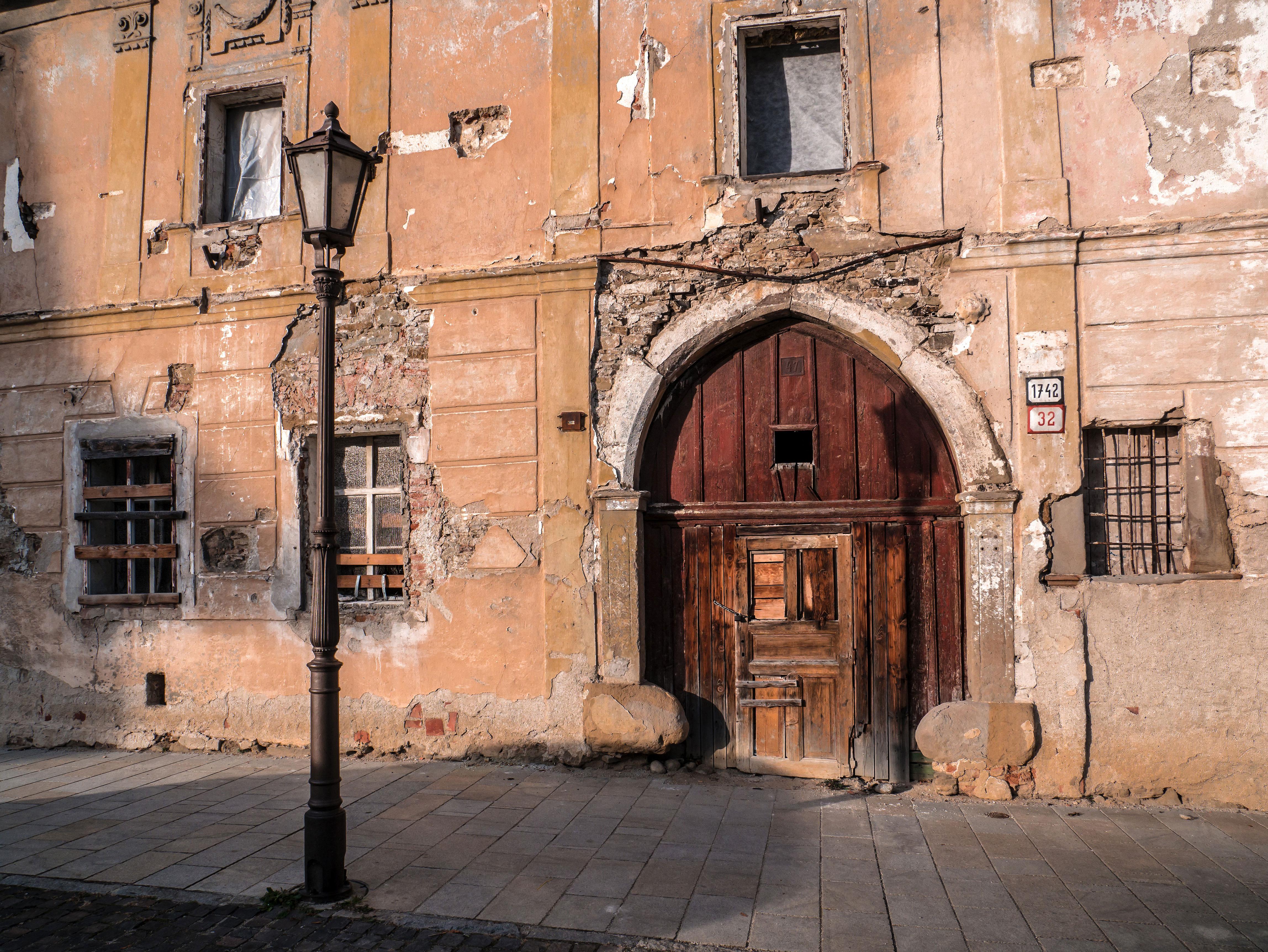 Stará budova - Spišská Sobota