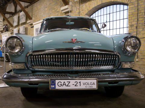 Stará Volga