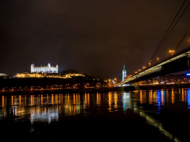Večerná Bratislava