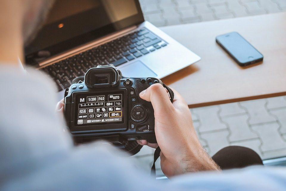 nastavenie digitalneho fotoaparatu