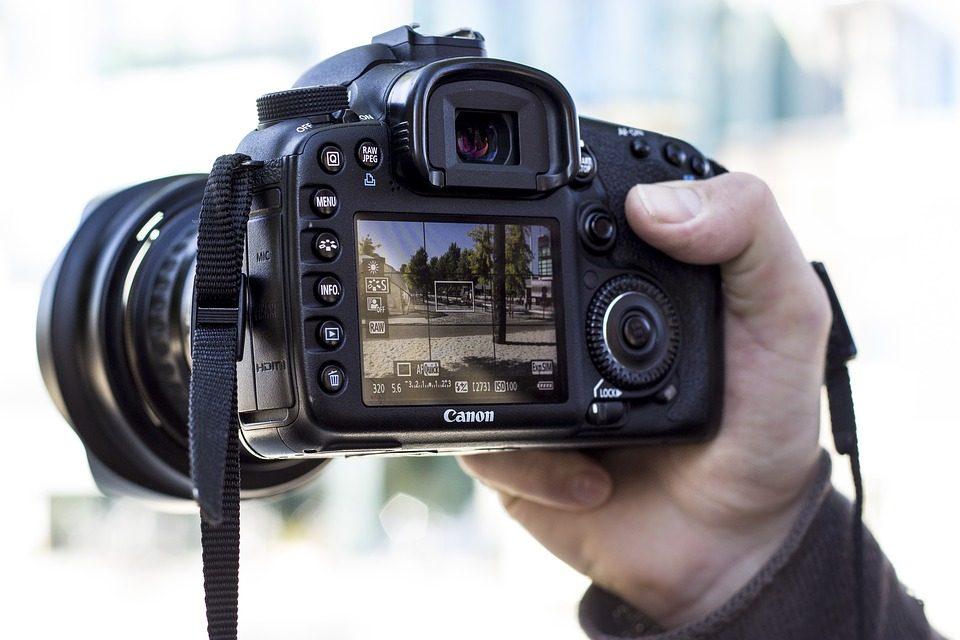 digitalny fotoaparat