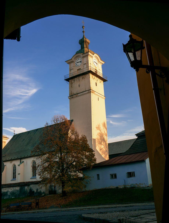 Kostol sv. Juraja - Spišská Sobota