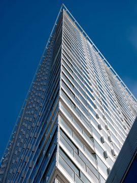 Vysoká budova