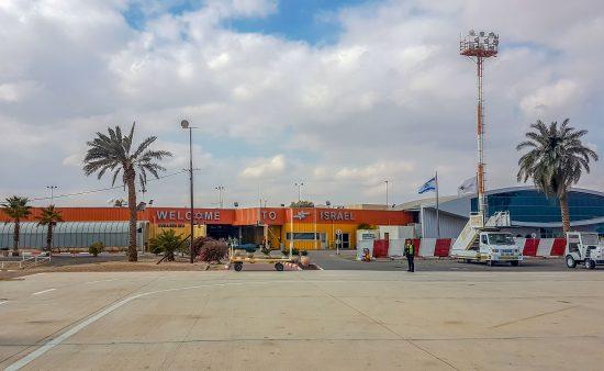 Letisko Israel