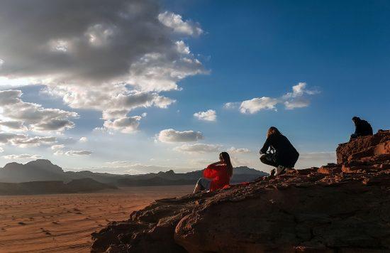 Fotky z Jordánska