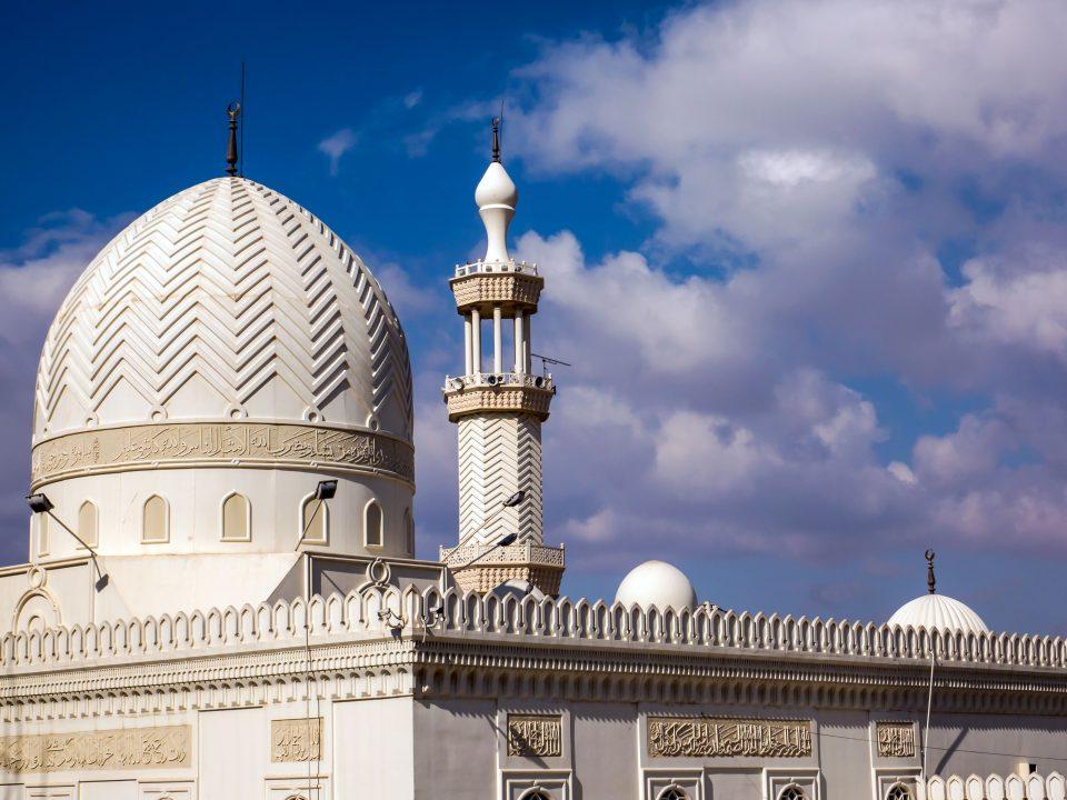Mešita Al-Sharif v Akabe