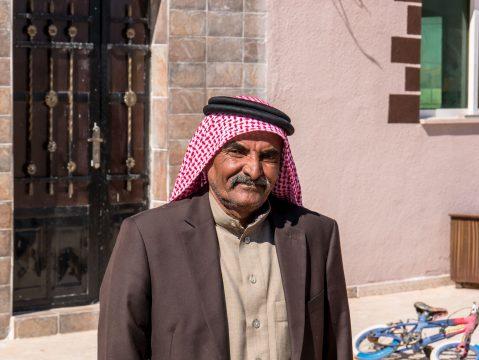 Beduín v Jordánsku
