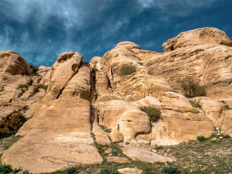 Jordánsko – kráľovstvo z kameňa a piesku