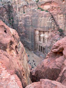 Skalné mesto Petra