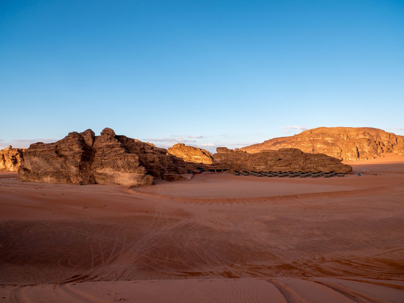 Wadi Rum Travel Camp