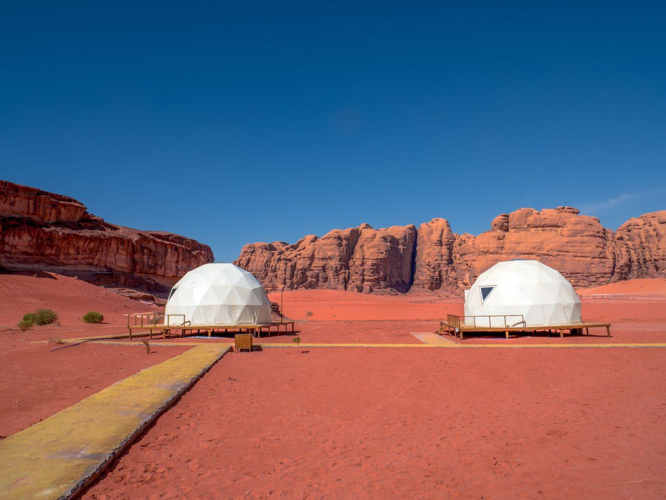 Mars Camp Jordan - Wadi Rum