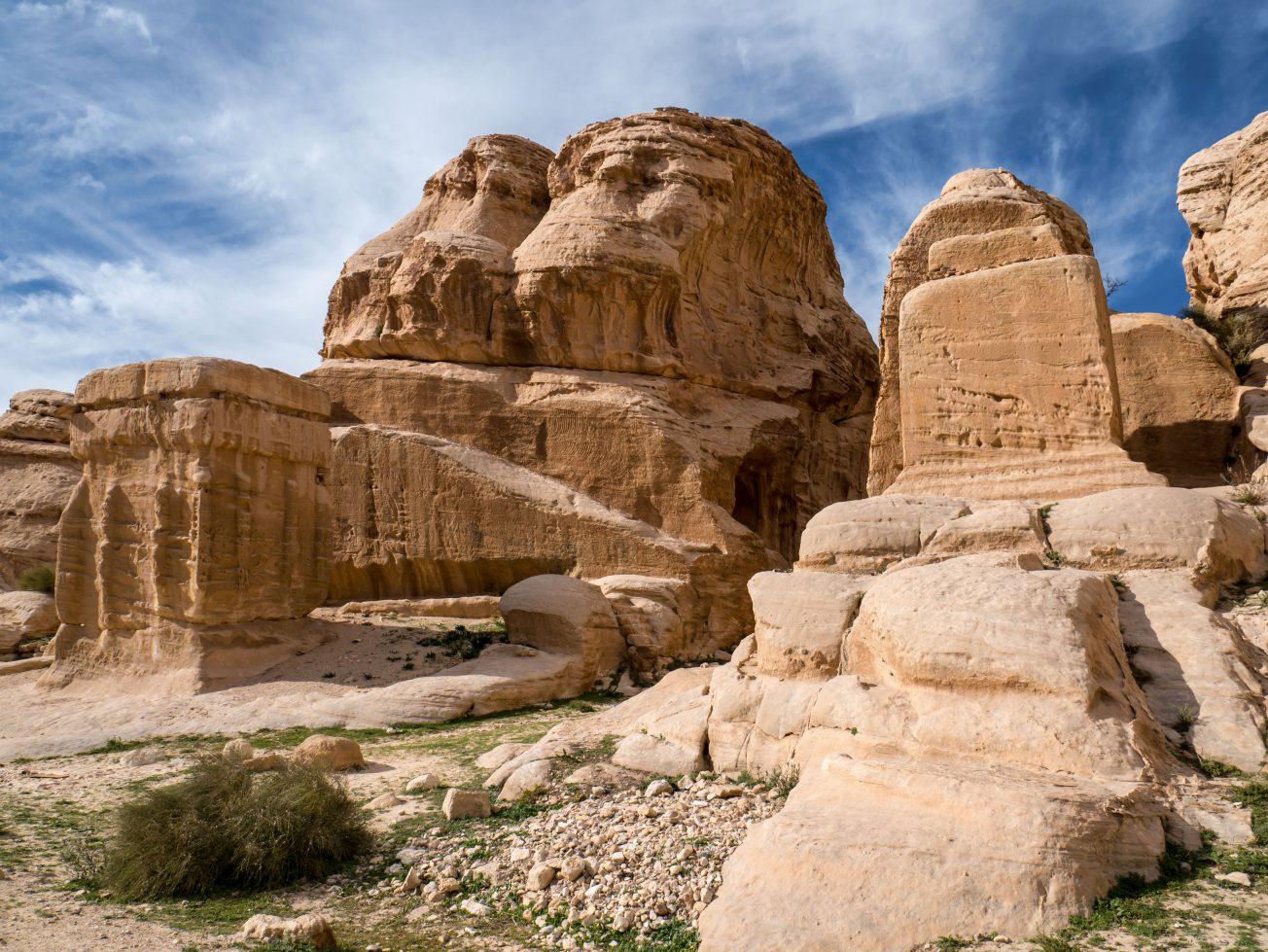 Staré jordánske mesto