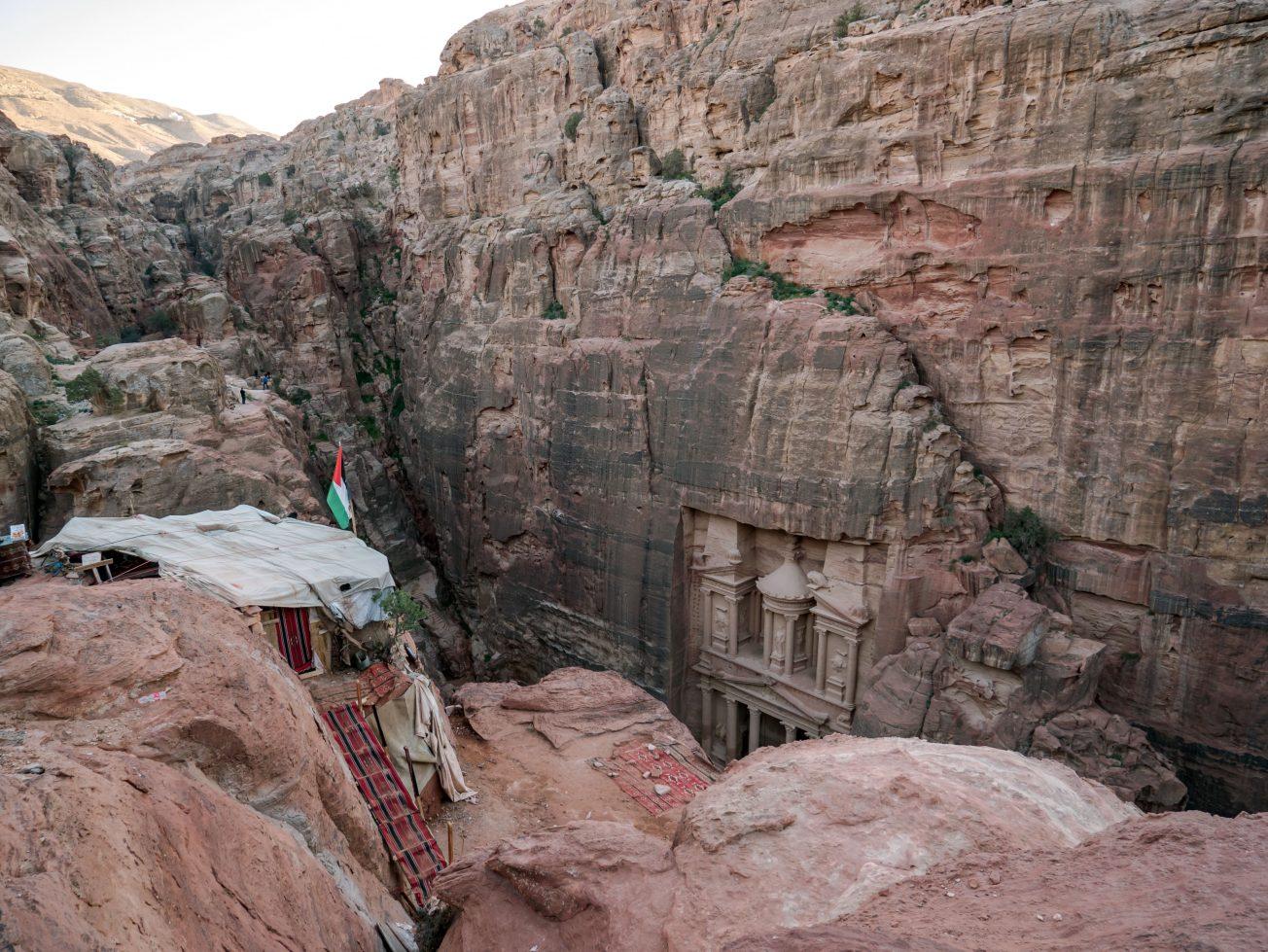 Pokladnica v Petre (Al-Chaznech)