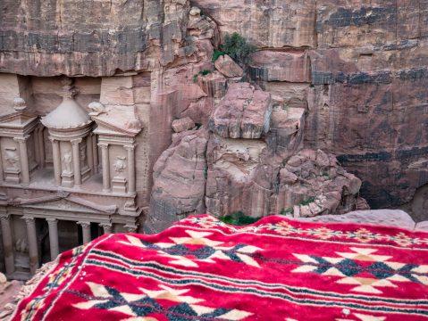 Pokladnica (Al-Chaznech) - Petra