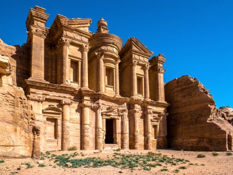 Monastery (Al Dayr) Petra