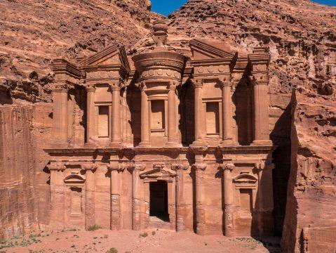 Kláštor Ad-Deir v Petre