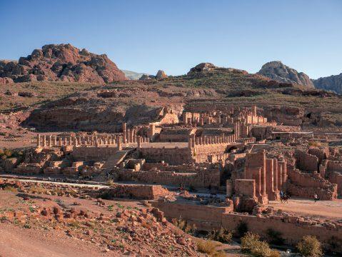 Veľký chrám Petra, Jordánsko