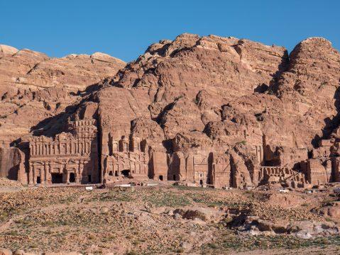 Archeologický park Petra v Jordánsku