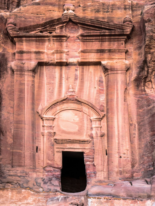 Červené mesto Petra
