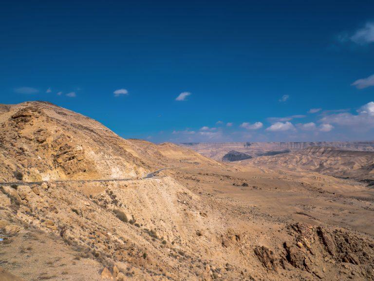 Jordánska púšť