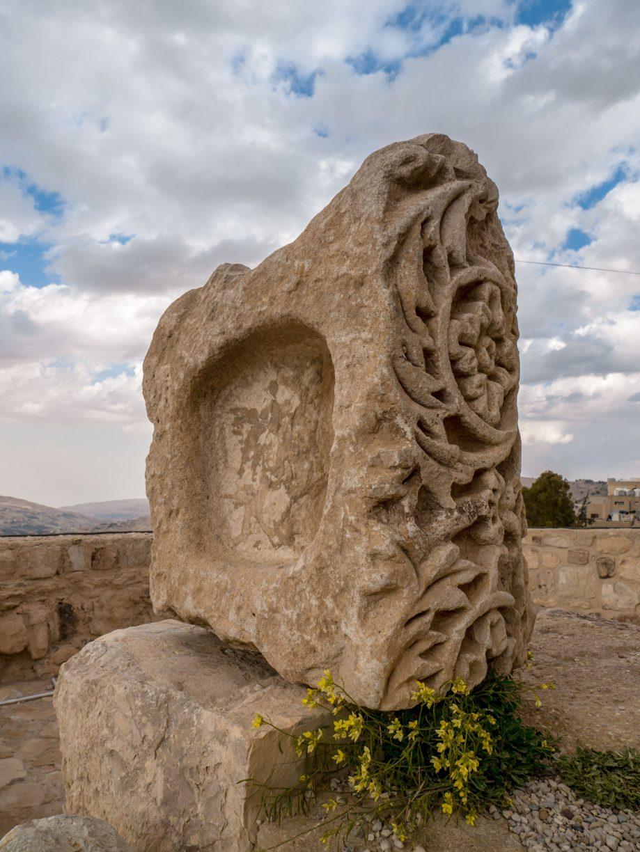 Stredoveké pamiatky Jordánsko