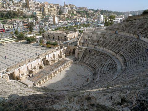 Amfiteáter v Amáne
