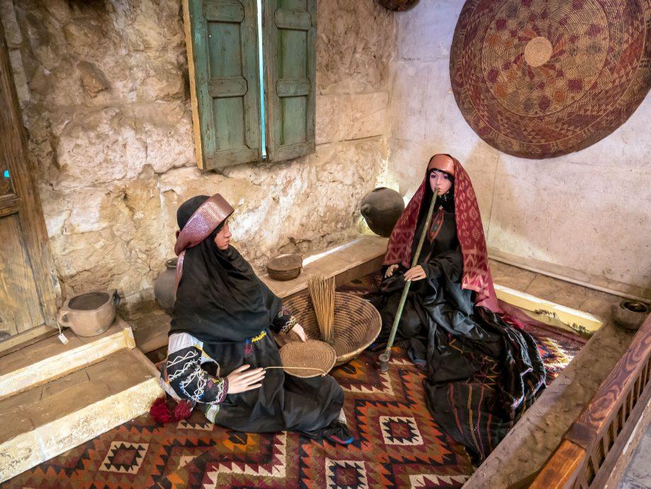 Múzeum kultúr v Jordánsku